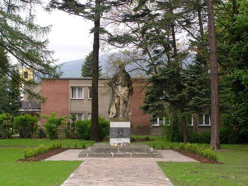 Partisan Memorial & Former War Cemetery