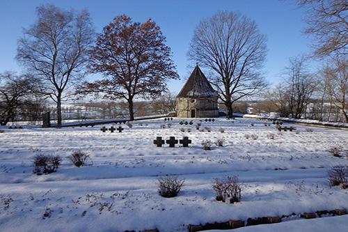 Duitse Oorlogsbegraafplaats Hofkirchen
