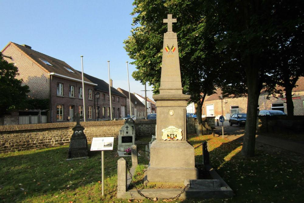 War Memorial Nederokkerzeel