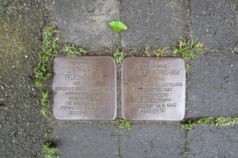 Remembrance Stones Beethovenstraat 8