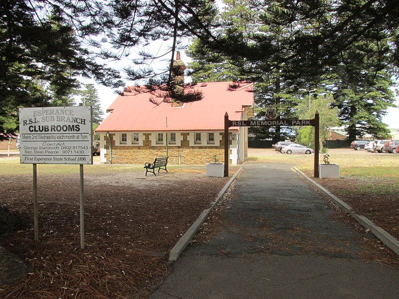 RSL Memorial Park Esperance