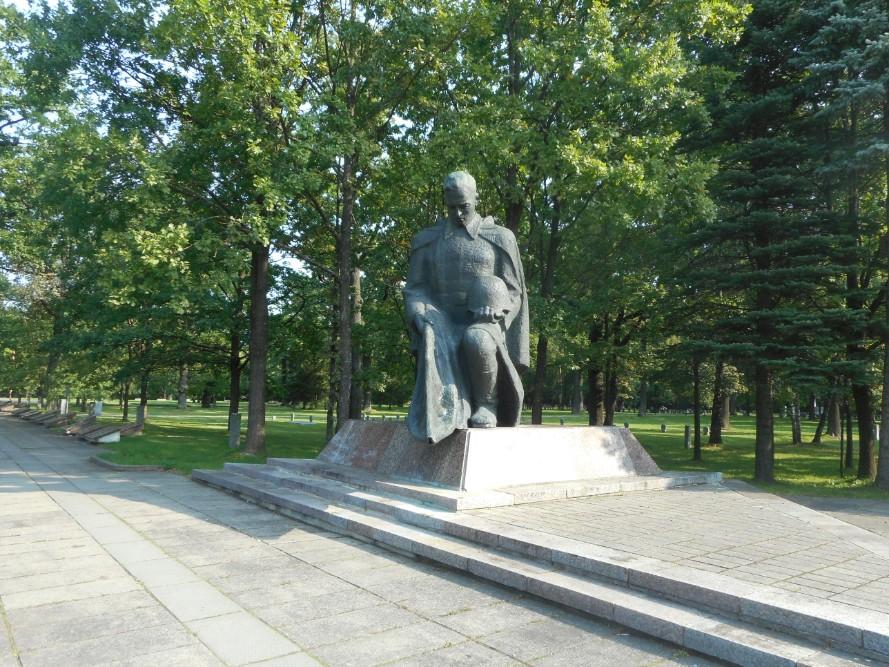 Sovjet Oorlogsbegraafplaats Kaunas