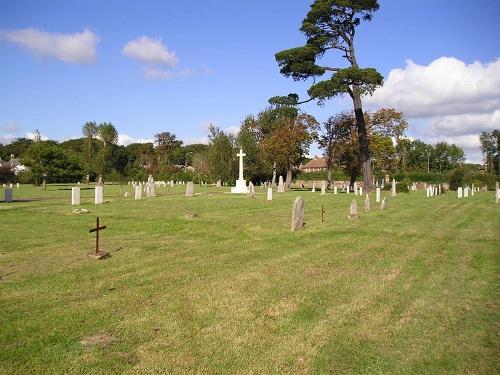 Commonwealth War Graves Parkhurst Military Cemetery