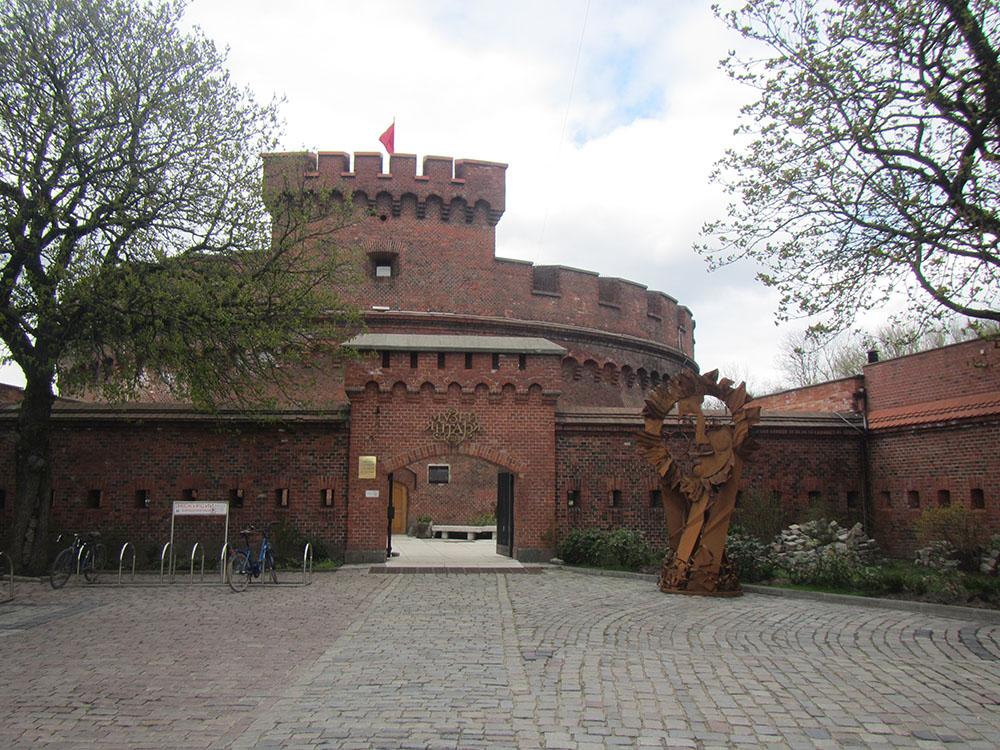 Festung Konigsberg - Dohnaturm