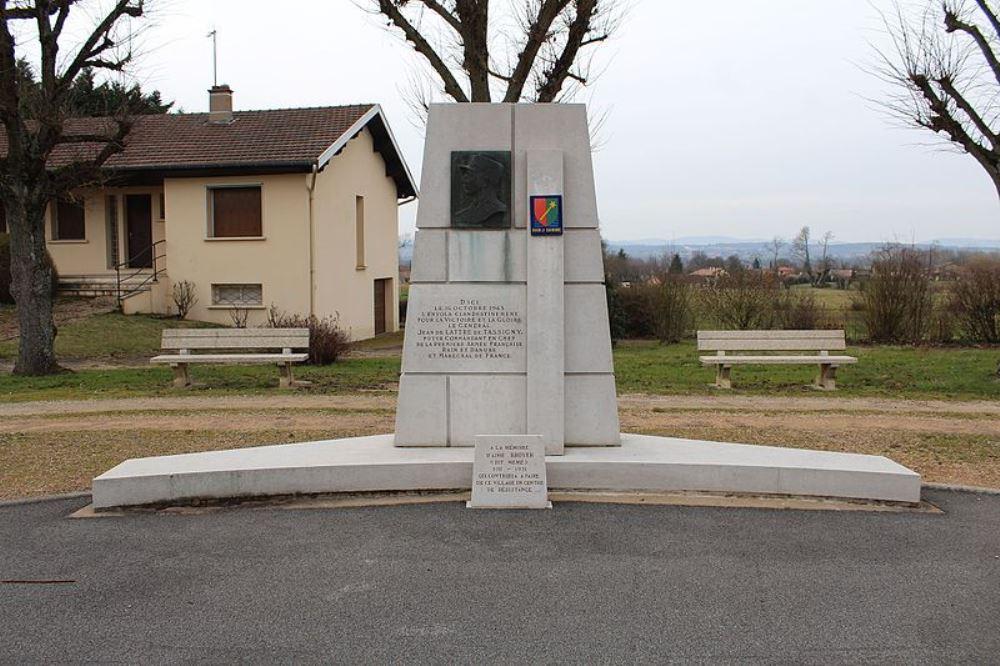 Memorial Général Jean de Lattre de Tassigny
