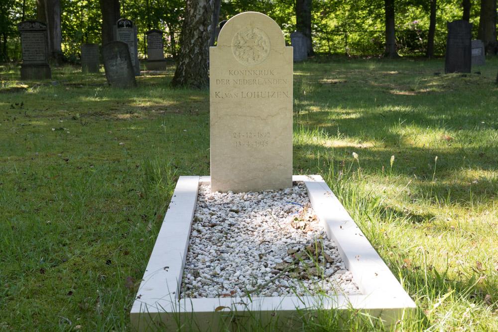 Nederlandse Oorlogsgraven Oude Algemene Begraafplaats Heerde