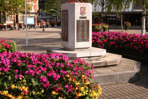War Memorial Droitwich