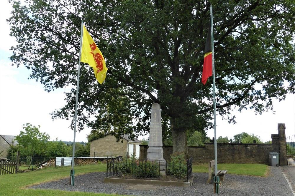 War Memorial Lacuisine