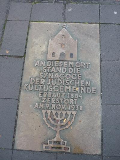 Memorial Synagogue Altenkirchen
