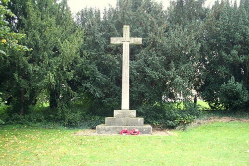 War Memorial Womersley