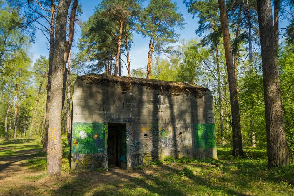 Bärenhöhle - German Bunker