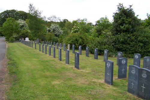 Commonwealth War Graves Belfast City Cemetery