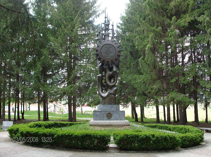 Hill of the Peace Gornji Milanovac
