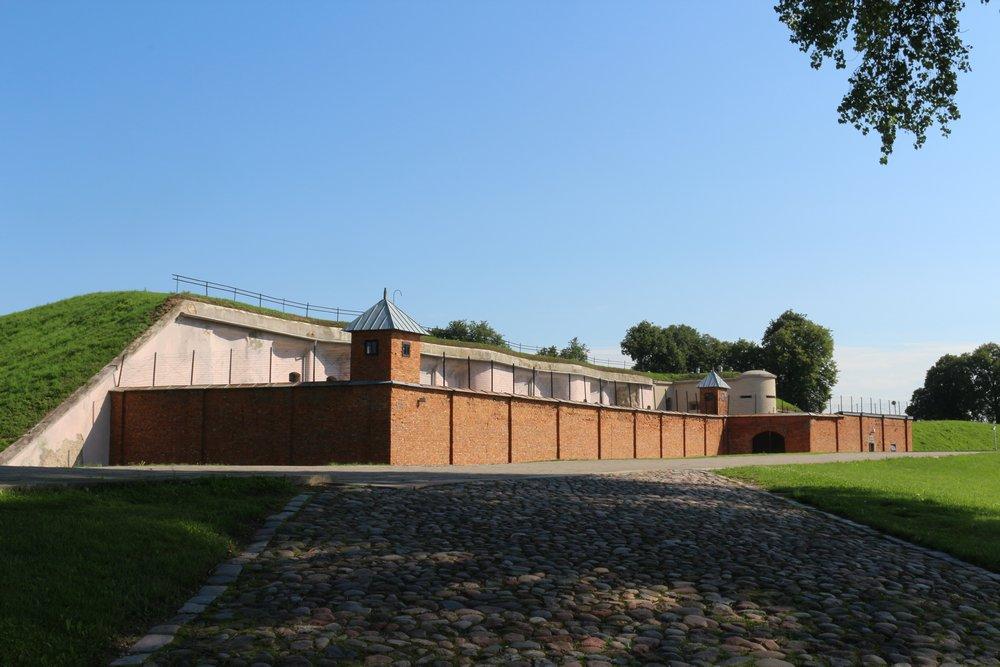 Kaunas Fortress - Fort IX