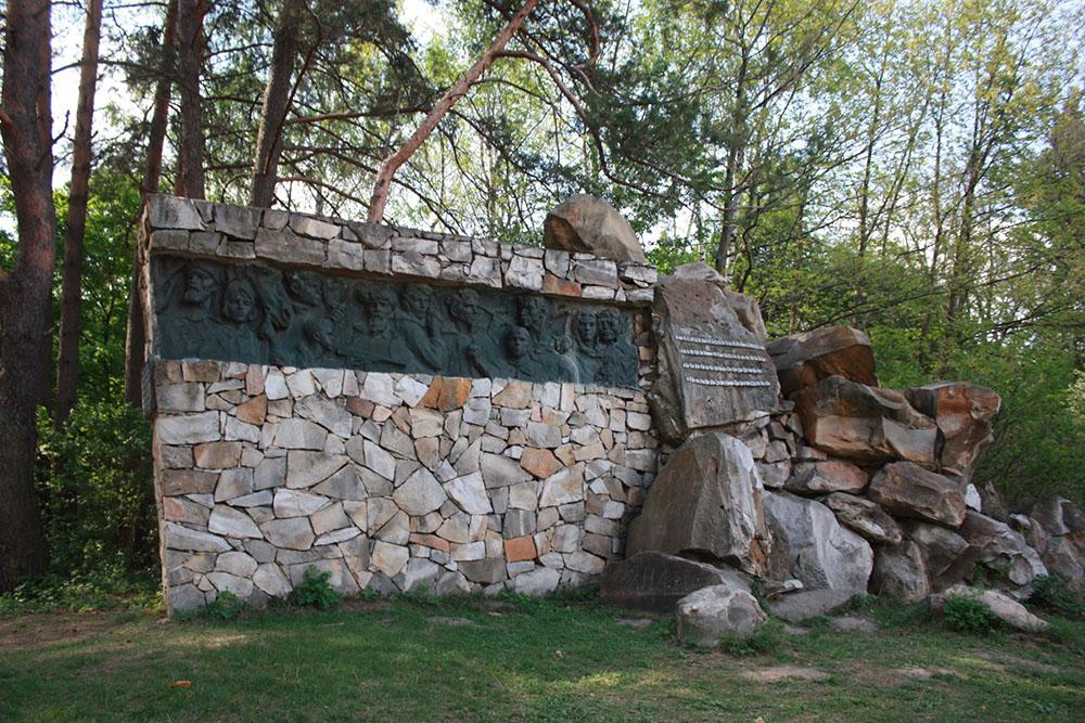 Monument Slag om het Spadchansky Bos
