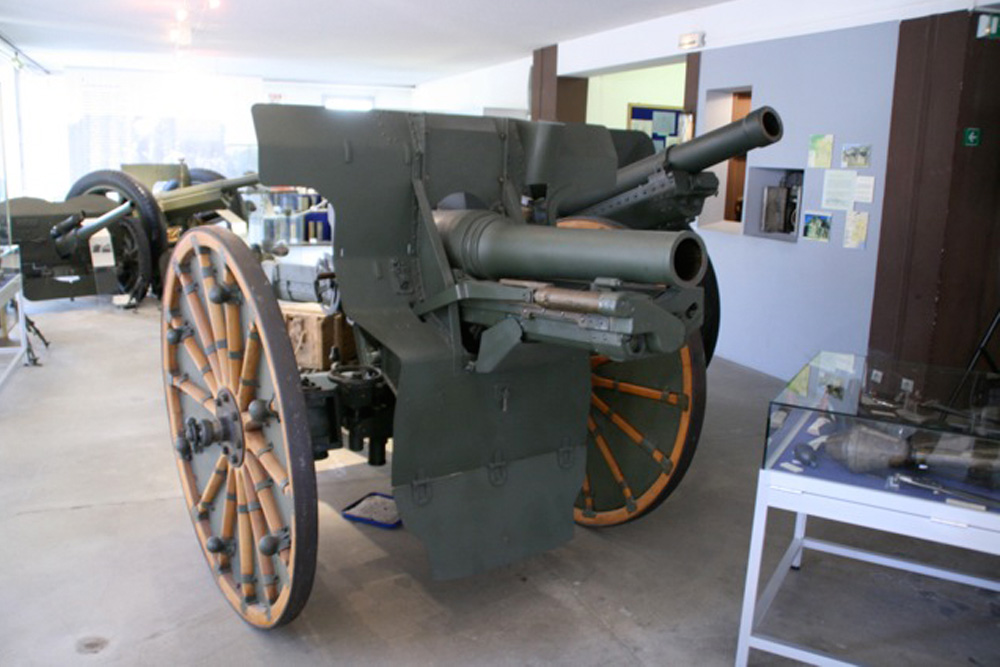 Museum van de Artillerie Draguignan