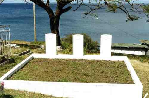 Oorlogsgraven van het Gemenebest Saint George's