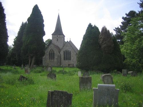Oorlogsgraven van het Gemenebest St Peter and St Paul Churchyard