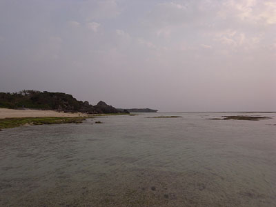 Invasion Beach Okinawa