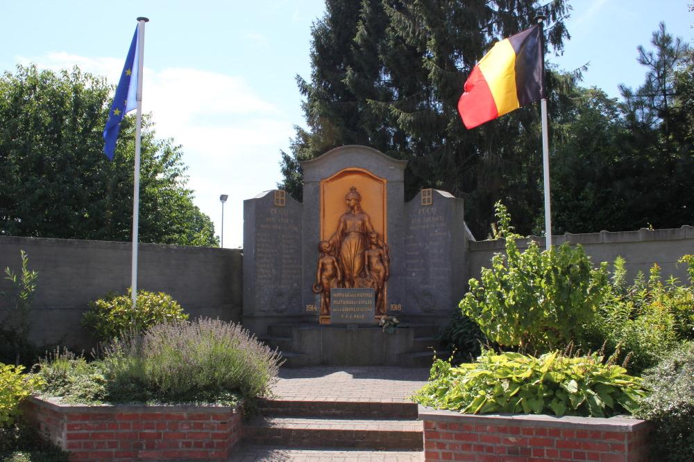 War Memorial Pecq