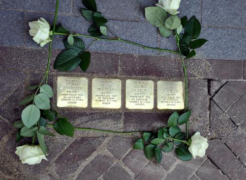 Stolpersteine Nieuwestraat 4