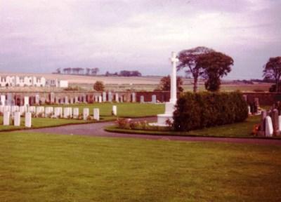 Oorlogsgraven van het Gemenebest St. Martin's New Burial Grond