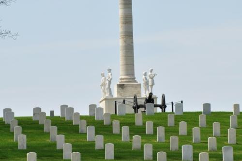 Oorlogsgraf van het Gemenebest Dayton National Cemetery