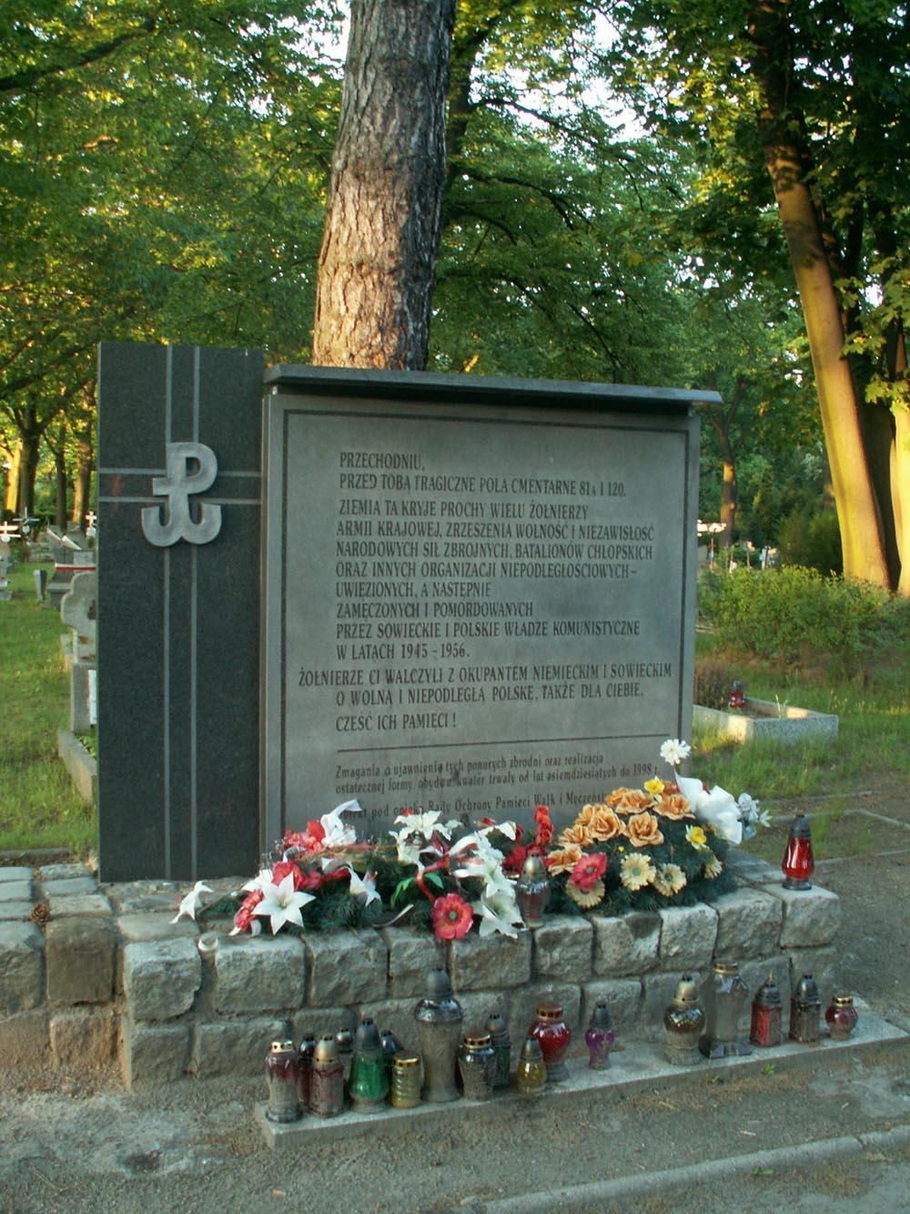 Monument Armia Krajowa Wroclaw