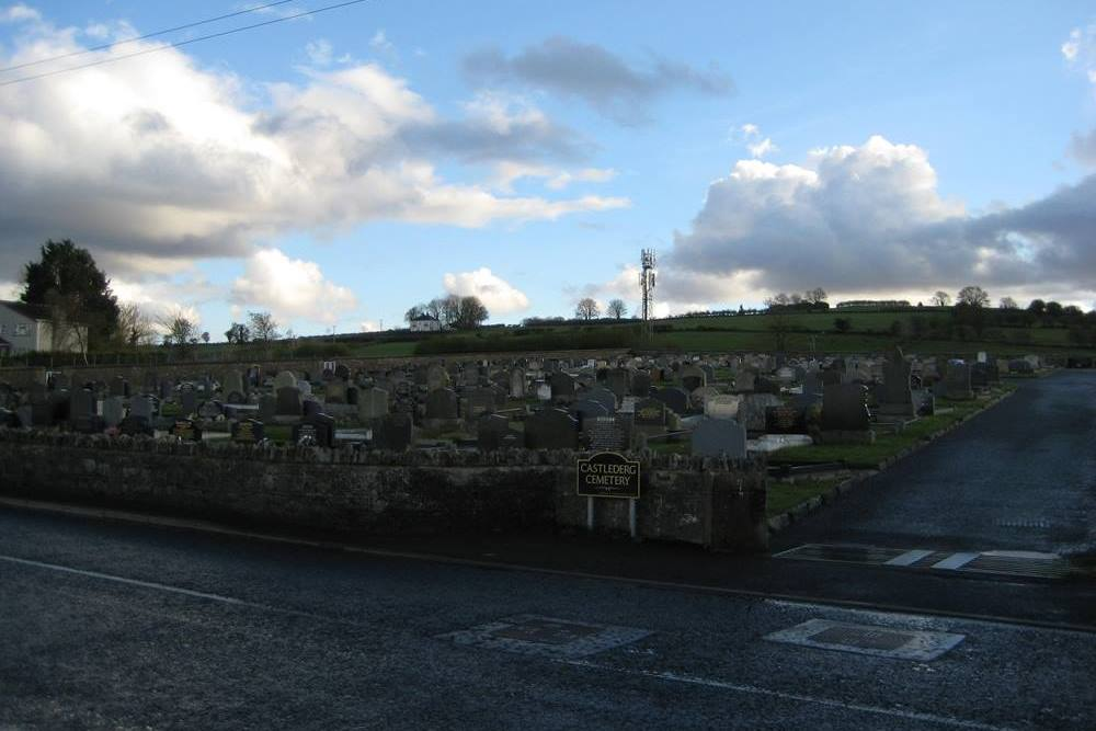 Oorlogsgraf van het Gemenebest Castlederg Cemetery