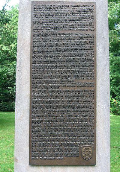Franzosenfriedhof Friedrichsfeld