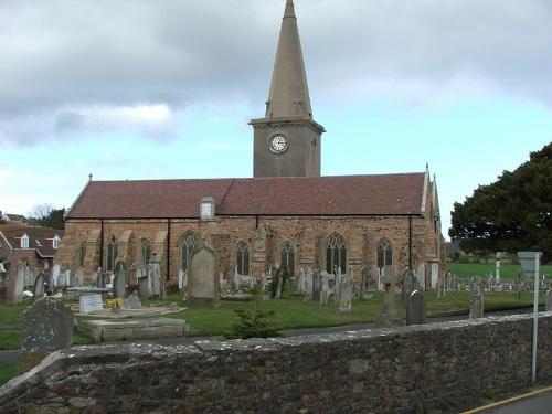 Oorlogsgraven van het Gemenebest St. Martin Churchyard