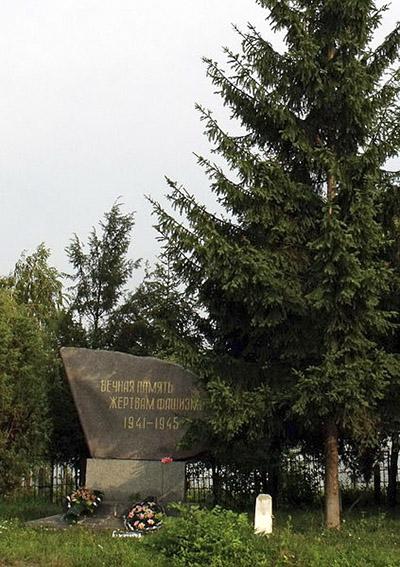 Mass Grave Victims Natonaalsocialisme