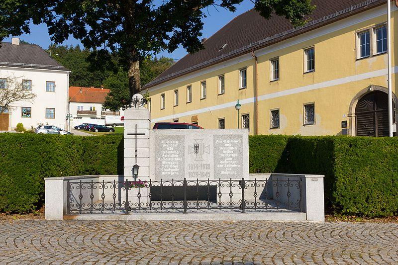 Oorlogsmonument Eidenberg