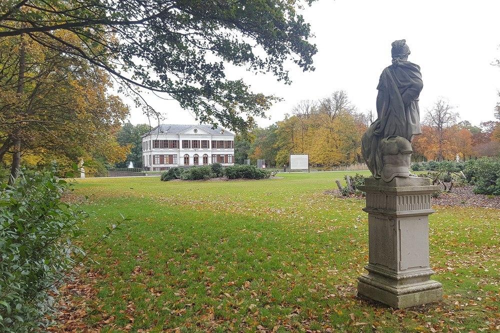 Municipal Cemetery Schoonselhof Antwerpen