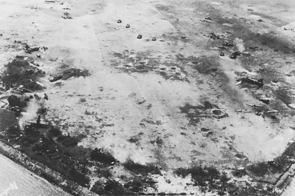 Roi-Namur Airfield