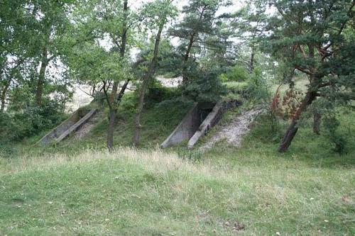 Festung Pillau - Duitse Hospitaalbunker Baltiejsk