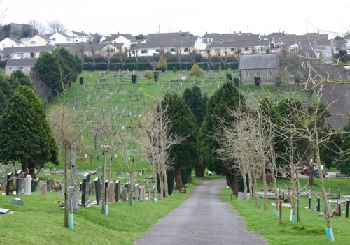 Commonwealth War Graves Barnstaple Cemetery