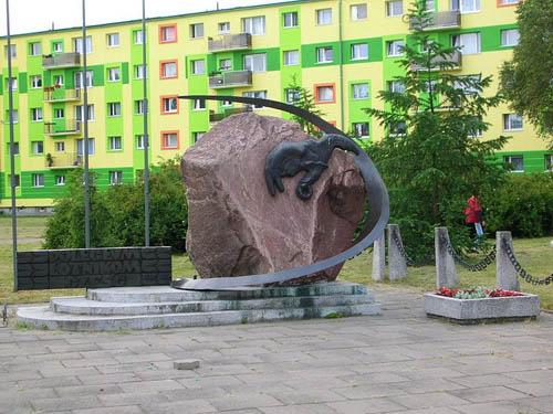 Monument Poolse Vliegeniers 1939-1945 Bydgoszcz