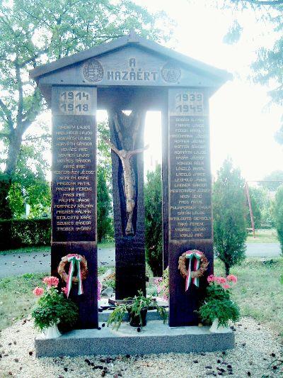War Memorial Gasztony