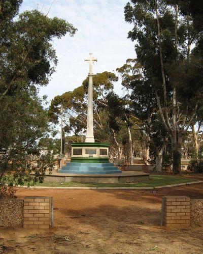 War Memorial Moora