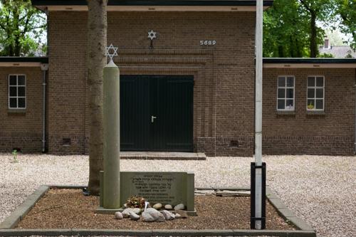 Monument Joodse Begraafplaats