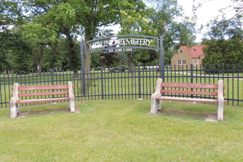 American War Grave Mound Cemetery
