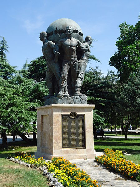 Monument of the Defenders of Macedonia