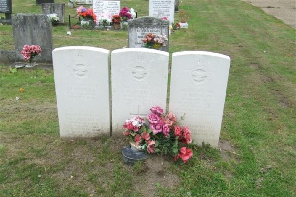 Commonwealth War Graves Gayton Road Cemetery