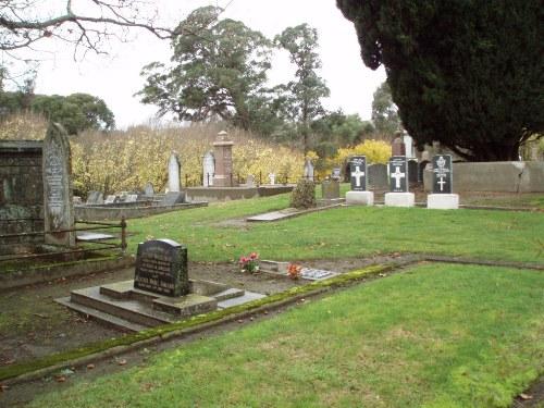 Oorlogsgraven van het Gemenebest Havelock North Cemetery
