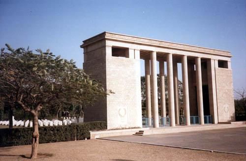 Delhi Memorial 1939-1945