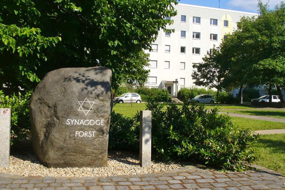 Memorial Synagogue Forst