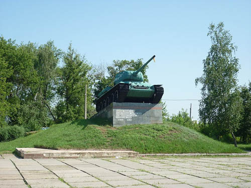 Liberation Memorial (T-34/85 Tank) Uman