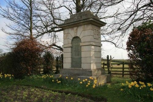 War Memorial Aberford