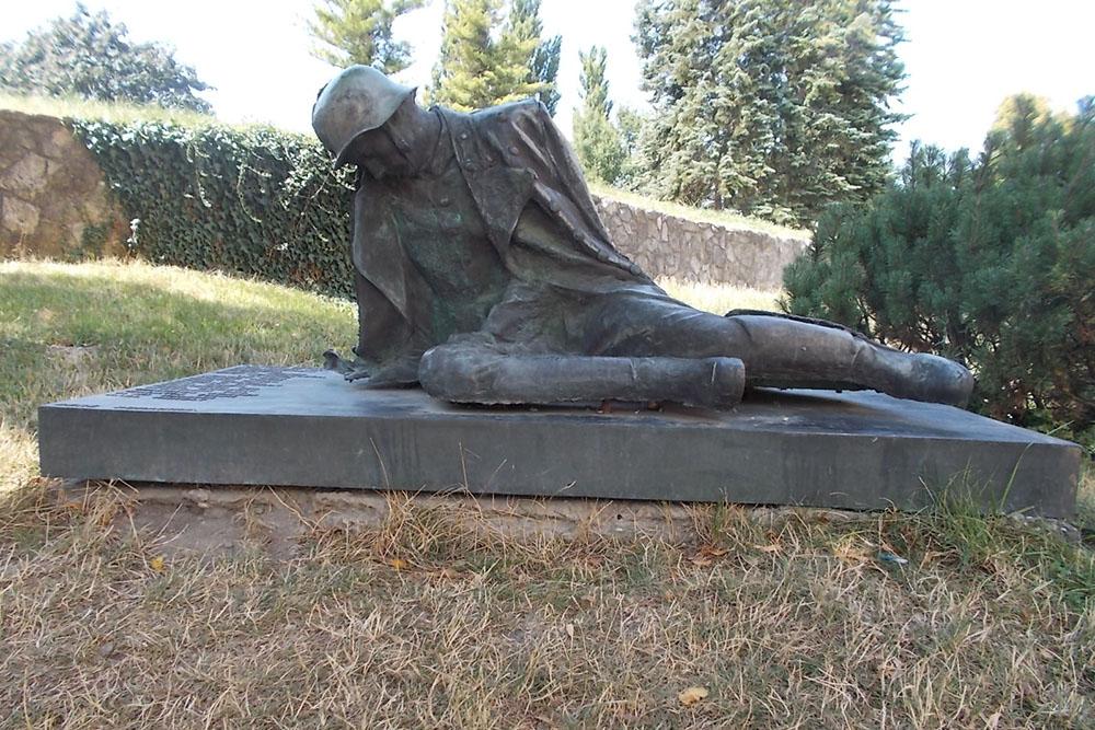 1939-1945 War Memorial Mosonmagyaróvár